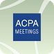ACPA Meetings by Core-apps