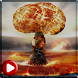 Nuclear Explosion 3D Wallpaper by Credianz