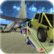 Offroad Jeep: Airplane Cargo by Game Pixels Studio
