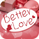 Better Love Font for FlipFont,Cool Fonts Text Free by Free FlipFont Studio