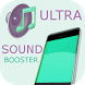 Ultra Sound Volume Booster by Pratik Sharma