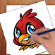 How To Draw Angry Birds by FunForKids inc