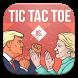 Trump Vs Hillary Tic Tac toe by Macdack Apps