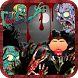 Human v/s Zombies and Vampires by UTL