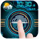 Fingerprint Lock with World Weather&Clock by