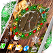 Christmas Clock Live Wallpaper by 3D HD Moving Live Wallpapers Magic Touch Clocks