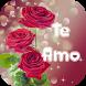 Flores con frases de amor románticos by Apps DannielCash