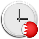 Bahrain Clock & RSS Widget by ApptologiaGames