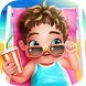 Summer Beach Baby Care Games
