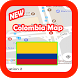 Colombia Map and Geography