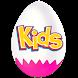 My Surprise Eggs Game by KidsLandz
