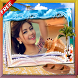 Beach photo frame effects by Simple New App