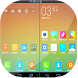 Note 6 launcher theme by MobizeoApps