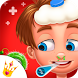 Flu Doctor Medicine - Crazy Hospital Game by Casual Girl Games For Free