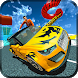 Free Car Extreme Snow Racing by Crood Games Studio
