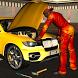 Car Mechanic WorkShop 3D Sim by Heavy Gamers
