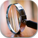 Magnifying Glass Flashlight PRO by AppfunGame