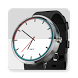 White Watch Face by RADEFFFACTORY