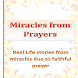 Miracles From Prayer by Soneira Apps