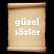 Güzel Sözler by Uysal Mehmet
