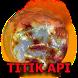 PANTAUAN TITIK API INDONESIA