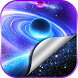 Galaxy Space Live Wallpapers by Widgets For You