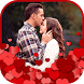 Valentine Day Photo Frame - Love Picture Frames by Photo Montages and Fun Apps for your Phone