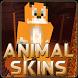 Animal Skins For Minecraft PE by Bebii Design