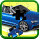 Super Cars Jigsaw Puzzle by Crazybox Studio