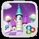 Magic World GO Launcher Theme by ZT.art