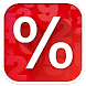 Percentage Calculator by Handy Apps