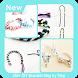 350+ DIY Bracelet Step by Step by KOLBI Studio
