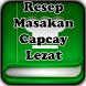 Resep Masakan Capcay Lezat by Mama Mobile