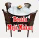 48 Ide Desain Meja Makan by seemala