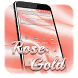 Rose Gold Theme by Cool Themes & Wallpapers 2017