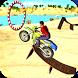 Motocross Beach Stunt Bike 3D