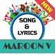 Best of Maroon V 5 Song Lyrics by HalilintarStudio