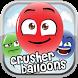 Crusher Balloons by Martin D Gonzalez