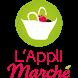L'appli marché by A3 WEB