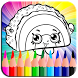 Coloring Book for Shopkins by Jamesapps