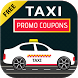 Free Taxi Coupons for Uber by App Factory LLC