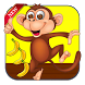 monkey go banana by yassine bachchar