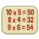 Multiplication Table by Simplex Bilgi Teknolojileri A.Ş.