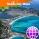 St Maarten/St Martin Map by Dubbele.com