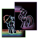 Neon MLP Wallpapers