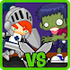 Zombie vs Titan Running World by Titan Bit Games