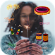 Diwali Editor : Diwali Stickers On My Pic With LWP by Applabb Solutions