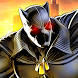 Grand Superhero Panther Flying City Rescue Mission by Dolphin Games