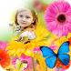 Floral/Flower Photo Frames Editor by Photo Pixel Apps