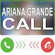 Ariana Grande Call Prank by Lucky Yasa Dev